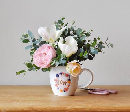 Jan18_Coffee cup arrangement